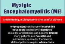 ME Awareness Images & Articles (ME = Myalgic Encephalomyelitis) / (There should be no CFS in these images. Let me know if I missed it in any).