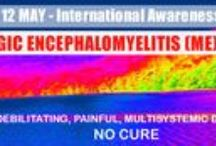 ME/CFS: Facebook profile covers (ME/CFS = Myalgic Encephalomyelitis / Chronic Fatigue Syndrome)