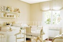 Nursery Rooms / Get inspired to make your baby's room a nurturing environment and a special place of growing.