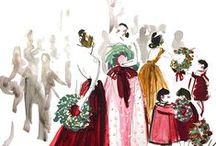 Costume History Illustration