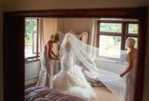 Bride preparations / Images taken while brides prepare for their weddings day.