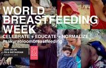 Top Breastfeeding Tips for Moms / We are passionate about promoting breastfeeding and supporting and empowering moms-to-be and new moms. We are always working to normalise breastfeeding and encourage and support moms.