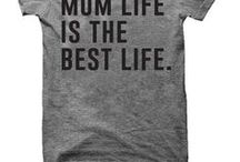 Mom Life / Mom life is the best life. And sometimes the worst. This board is dedicated to all things Mom.