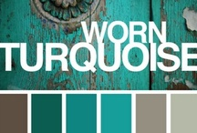 Something about Turquoise / by Shannon Baker