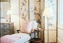 Ideas for my bedroom / Decorating ideas for my bedroom, the inspiration is art deco luxury