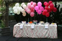 celebrate: {PARTY PLANNING} / by P.Interest Pins