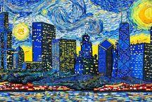 Chicago / by WanderBred Kari