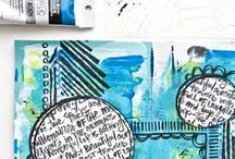 Kim Dellow Art / Find lots of art tips, tutorials, videos and inspiration from artist Kim Dellow. There is mixed media, drawing, painting, art journaling and card making, just to name a few of the inspiration and ideas you will find on this board!