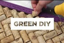Green DIY / Here at TerraCycle, we can't get enough DIYs. Try one today!