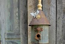birdhouses / by Olga Jewell