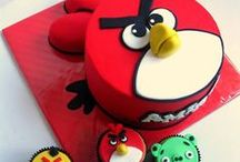 Birdelicious Cake / We love cake! Chirrrp! / by Angry Birds