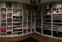 Shoe Room / My sanctuary, my happiness!