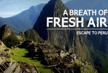 Peru / by Off The Grid Excursions