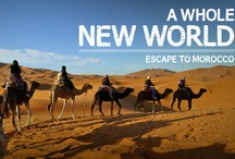 Morocco / Morocco, Morocco, Morocco!! / by Off The Grid Excursions