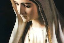 Blessed Virgin Mary  / by Carol ~