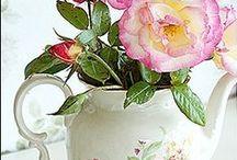 Floral Bouqets & Arrangements / by Carol ~