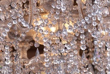 Ambience of Chandeliers and Mirrors / by Carol ~