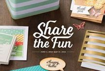 Stampin' / Cards and other crafts; mainly Stampin' Up products / by Karen Finlay-Russell