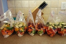 Food: Meal Prep Ideas / Anything that can help me streamline the daily process is useful to me