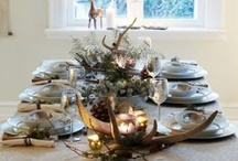 Holiday Table Settings / by Haute Holidays