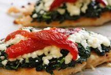 healthy eats / by peter papaemanuel