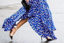 how to//maxi skirt + dress / STREET STYLE / by jessie.