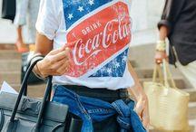 how to|| t-shirt / STREET STYLE / by jessie || keilani