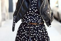 how to//polka dots / STREET STYLE / by jessie.