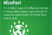 Eco Facts / Fun, engaging #EcoFacts about nature, waste, recycling, and the #environment.