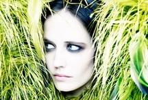 "Mixed Greens / ""It's not easy being green,""  Kermit the Frog / by Lauren Fisch"