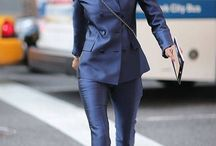 how to//suit + tailored / STREET STYLE / by jessie.