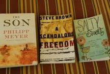 The Reading Basket / The books that are currently in my reading basket, or those that have already been read.