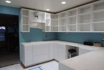 Remodeling My Kitchen / Follow along as my kitchen is gutted, walls are knocked down and/or extended, and a beautiful new kitchen is completed.
