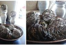 Bowl Filler Ideas / by Miss Joys Ornaments