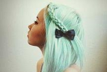 Hair / by Bethany Auclair