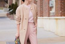how to//pastels / STREET STYLE / by jessie.