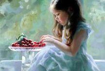 Art ~ Children / by Carol ~