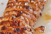 Food: Pork / One pin because I just not that crazy about pork