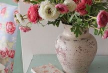 Home: Shabby Chic is Pink & Right! / Love It