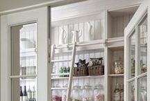 Home: Pantry / Organized Food Storage