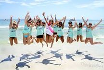 Bachelorette Party Ideas / by Melissa Lopez
