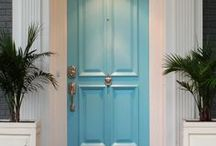 Home: Front Door / Welcome