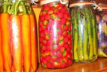 Food: Canning & Preserving / Tastes that are fresh from the garden in the middle of our Midwest Winters
