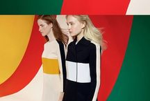 Carven / Parisian label Carven effortlessly balances elegance with an easy aesthetic, resulting in a collection that combines vintage tailoring with modern appeal. / by Lauren Fisch