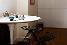 Dine / Dining rooms and breakfast nooks.  / by Kaitlyn Eve Cook