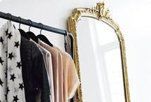 Primp / Beautiful vanities and closets to die for.  / by Kaitlyn Eve Cook