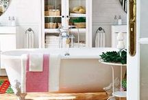 {Home Sweet Home *Bathrooms} / by Emily Williams