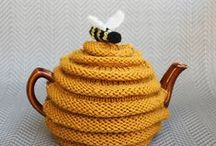 Knitting - Household / Knitted household item ideas and patterns / by Amanda Haggerty
