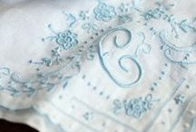 Linens and Lace / by Carol ~