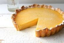 Pies + Tarts / by Kaitlyn Eve Cook